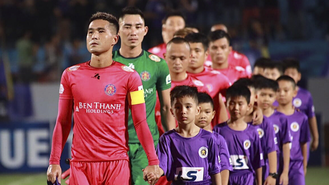 Saigon FC narrowly beat reigning champions Hanoi FC to remain invincible in Vietnam League